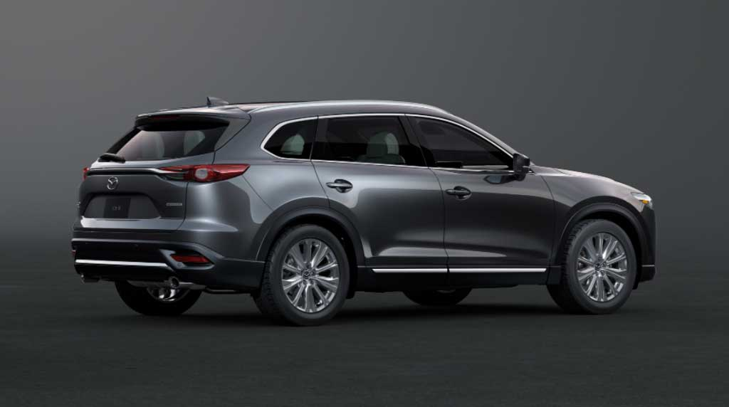 2022 Mazda CX9 News