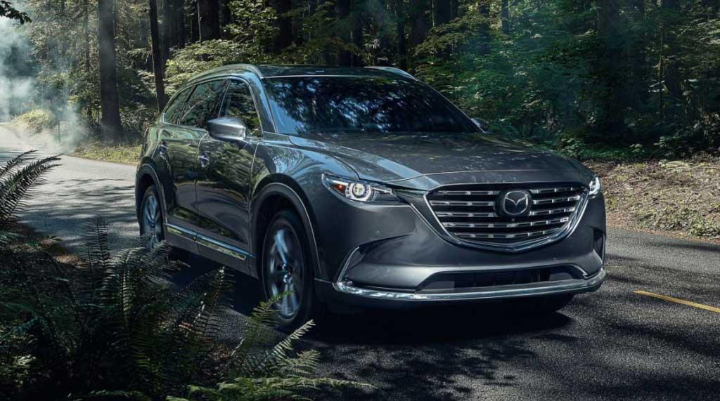 2022 Mazda CX9 Price