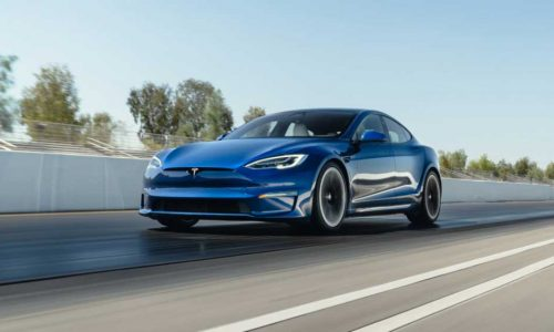 2022 Tesla Model S Plaid Price