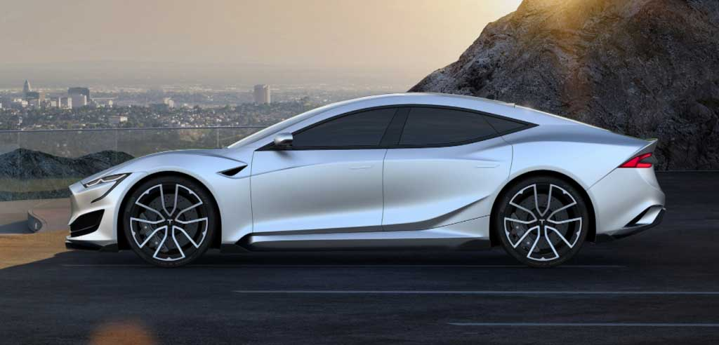 2022 Tesla Model S Release Date