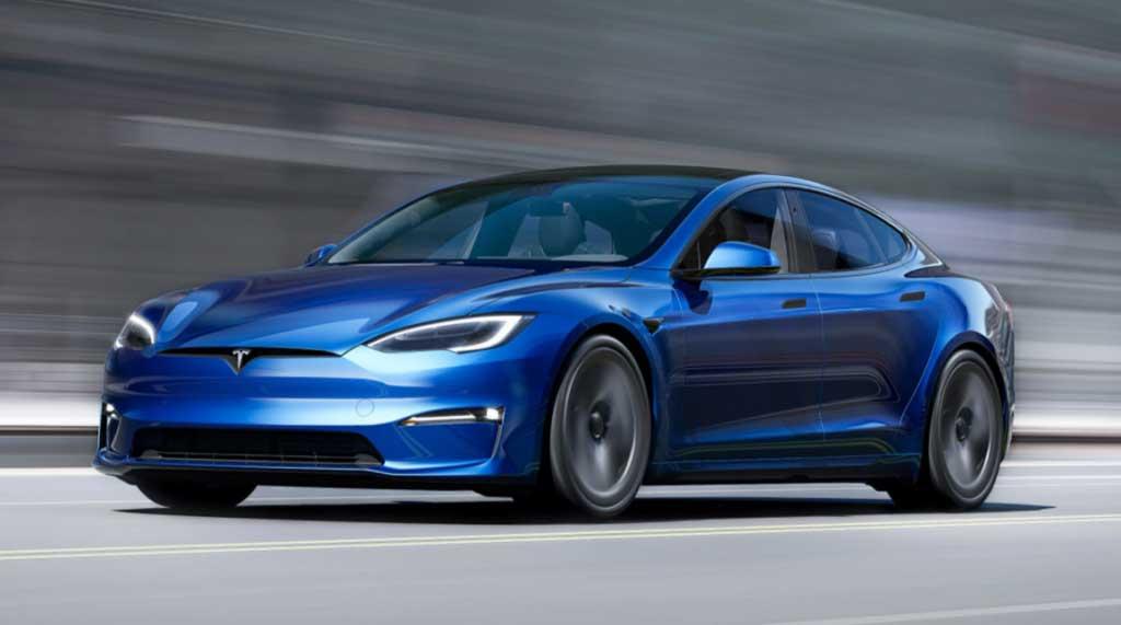 2022 Tesla Model S Review