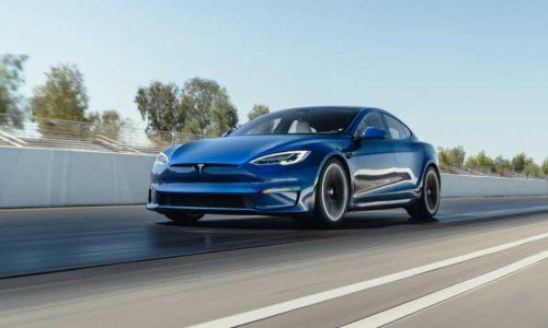 2022 Tesla Model X Release Date
