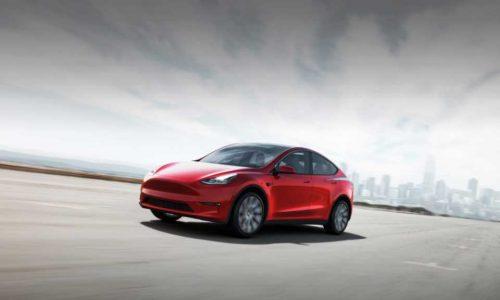 2022 Tesla Model Y Release Date