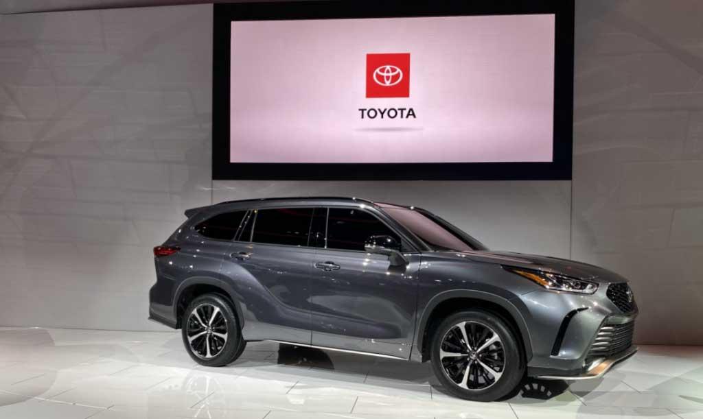 2022 Toyota Highlander Xse