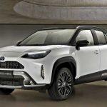 2022 Toyota Yaris Cross Price