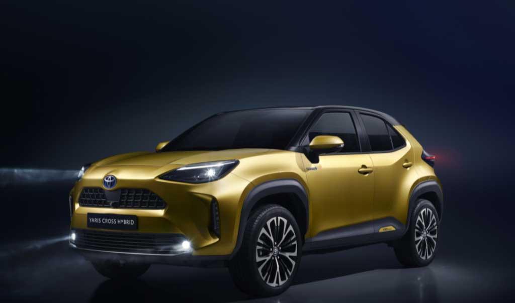2022 Toyota Yaris Cross Reviews