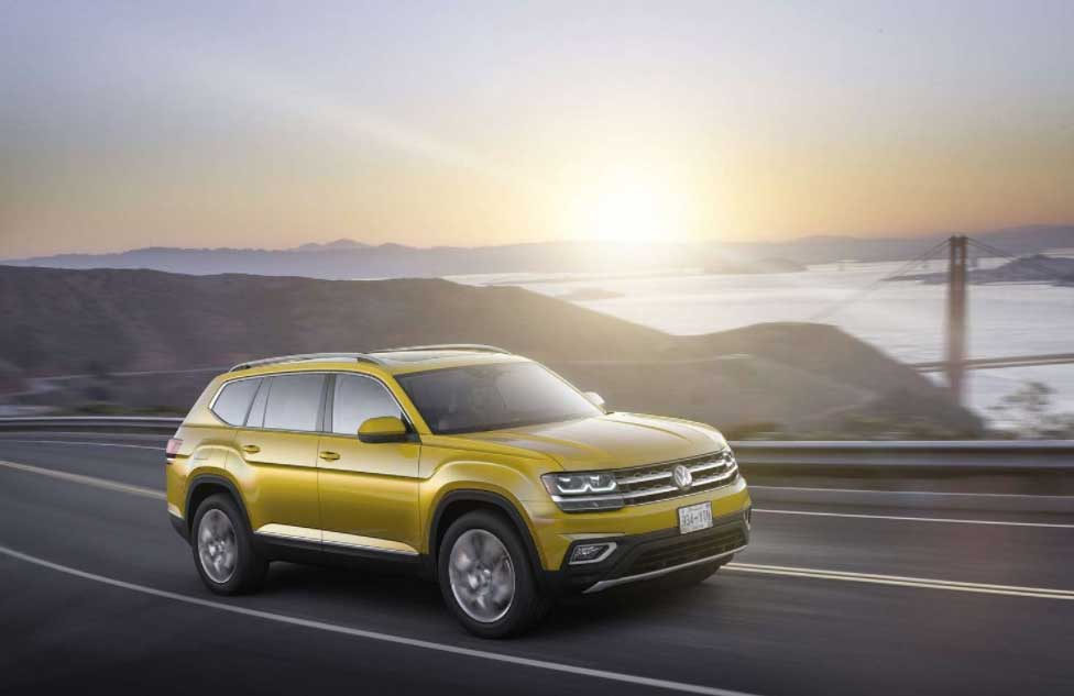 2022 Volkswagen Atlas For Sale