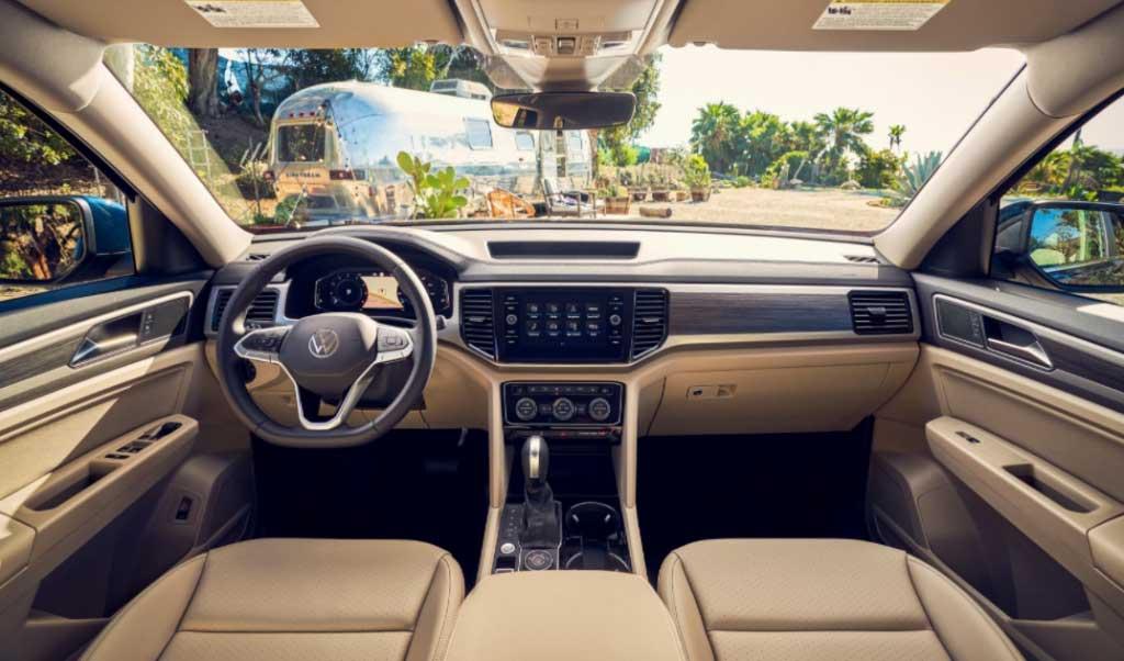 2022 Volkswagen Atlas Interior