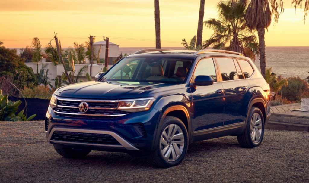 2022 Volkswagen Atlas Price